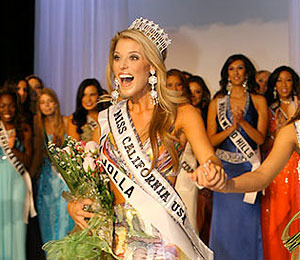 Carrie Prejean Will Keep Her Crown