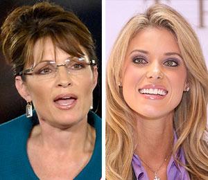 Sarah Palin: 'I Respect Carrie Prejean'