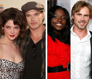'Twilight' and 'True Blood' in Vegas for Halloween!