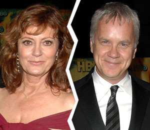 Susan Sarandon and Tim Robbins Call It Quits