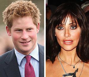 Prince Harry Romancing Natalie Imbruglia?