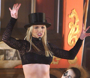 Britney's Babies Banned from 'Circus'?