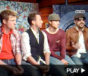 Backstreet Boys Reunited!