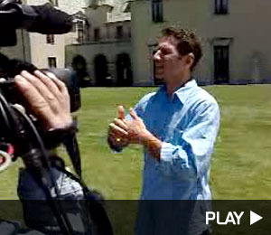 Behind the Scenes of 'Royal Pains'