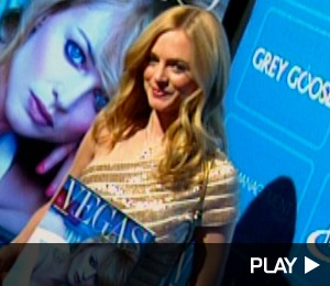 Heather Graham's Glam Cover!
