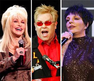 Dolly, Elton and Liza to Perform at Tonys!