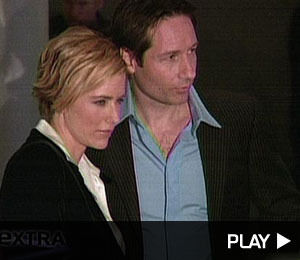 Duchovny and Leoni Back Together