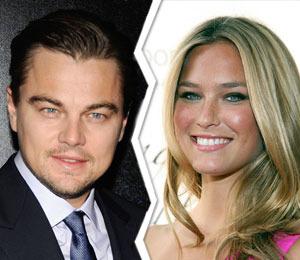 Leo DiCaprio and Bar Refaeli Split, Again