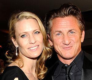 Sean Penn Puts His Family First