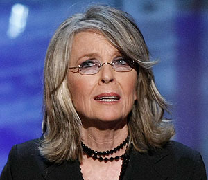Diane Keaton Injured On Set