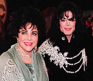Liz Taylor Blasts Jackson Rumors