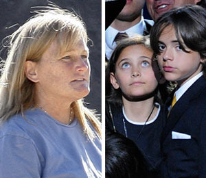 Debbie Rowe's Shocking Custody Emails