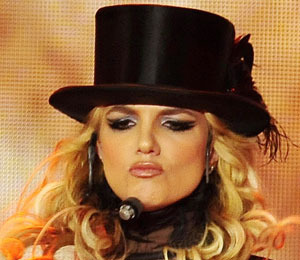 Britney Death Threats?