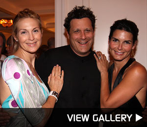 Stars Shine at QVC Style Dinner