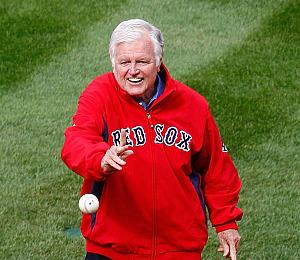 Boston Red Sox Honor Teddy