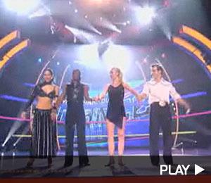 Nigel Lythgoe 'Dances' with Hollywood!