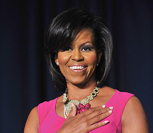 The Secret to Mrs. Obama's Arms!