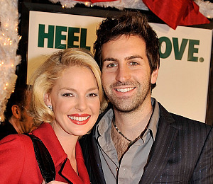 Katherine Heigl: Yes, We're Adopting!