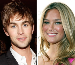 Chace Crawford's Model Hookup!