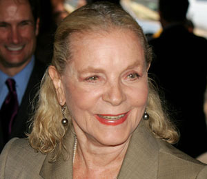 Lauren Bacall to Receive Honorary Academy Award