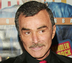 Burt Reynolds in Rehab