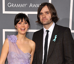 Zooey Deschanel Says 'I Do'