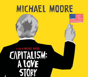 Win It! 'Capitalism: A Love Story' Prize Package