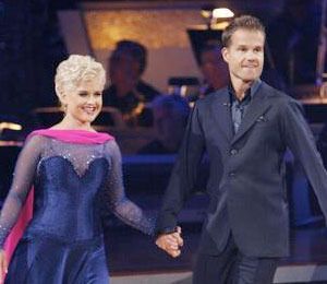 Kelly Osbourne is a Lady on 'Dancing'