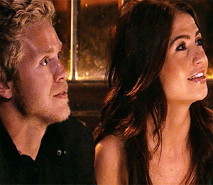 Hot Hookups on 'The Hills'