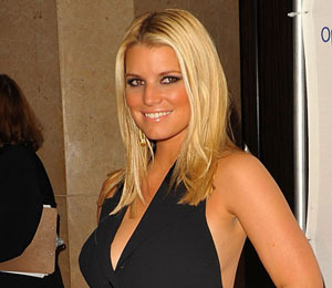 Jessica Simpson: Back with a Smile