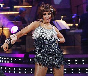 Mya 'Dances' to Perfection