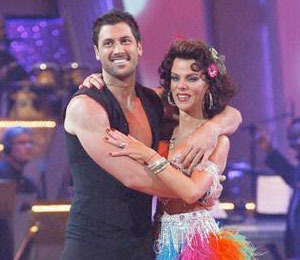 Mazar and DeLay Dismissed from 'Dancing'
