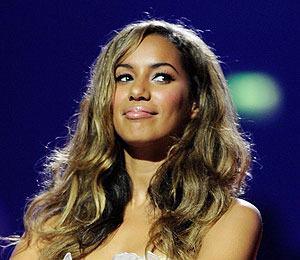 Leona Lewis 'Badly Shaken,' Cancels Promo