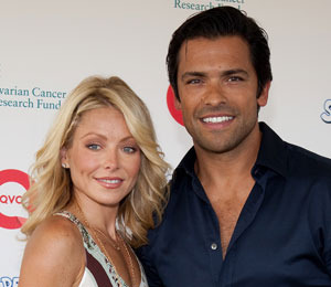 Kelly Ripa and Mark Consuelos Return to 'AMC'