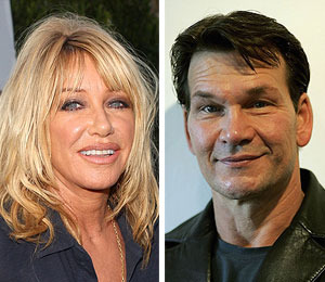 Suzanne Somers Regrets Swayze Comments