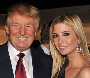 Trump Gushes About Ivanka's Wedding