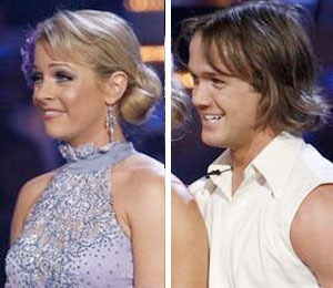 Two More Say Goodbye on 'Dancing with the Stars'