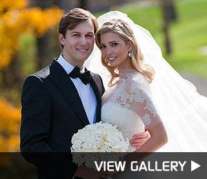 Ivanka Trump Has Second Wedding Reception