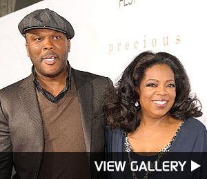 PHOTOS: Oprah, Paula Abdul Hit Up 'AFI Fest'