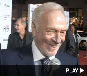 Christopher Plummer: 'Audiences Will Love 'Bad Lieutenant''