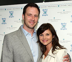 Tiffani Thiessen Is Expecting a Baby!