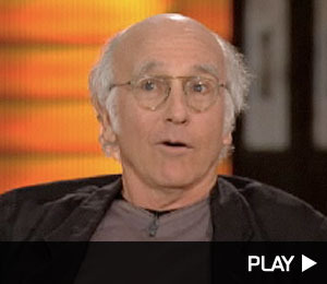 Larry David's Surprising DNA Test on 'Lopez Tonight'