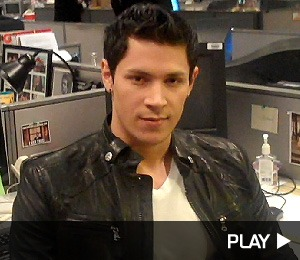 'New Moon's' Alex Meraz: How to Get My Abs