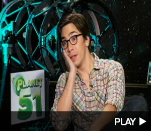Justin Long Chats About 'Planet 51'