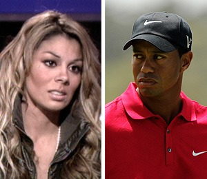 Tiger Woods' Mistress Thought She Was Only One
