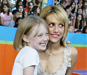 Fanning: Brittany Murphy Had 'Child-Like Spirit'