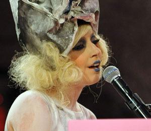 Lady Gaga is NYE's Hottest Ticket