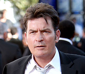 Report: Weapon Involved in Charlie Sheen Arrest