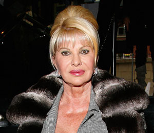 Ivana Trump Kicked Off Flight in Florida