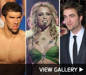 Photos! Sex Symbols of the Decade